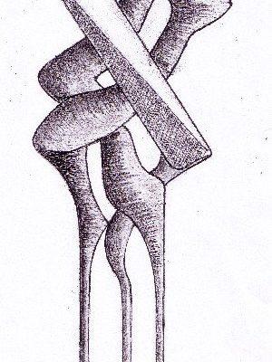 tekening Samenhorig