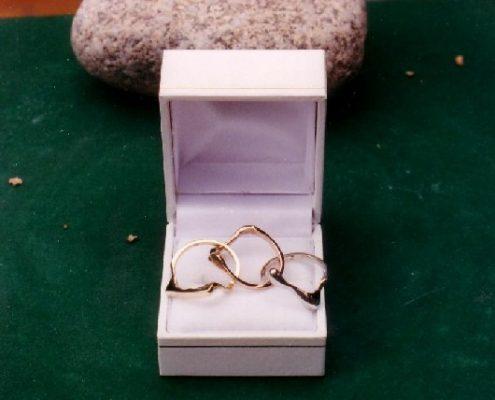 foto samengestelde ring